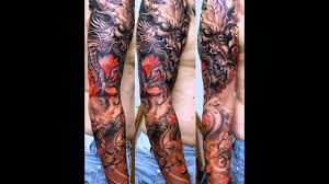 ideas for men sleeve tattoo ideas for men