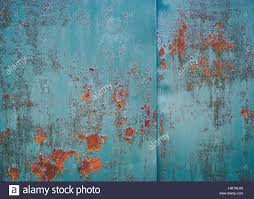 Paint Places by Vintage Background Old Iron Sheet Painted In Blue Paint The