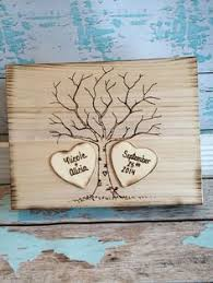 wedding wishes keepsake box custom wedding wine box memory box time capsule for your wedding