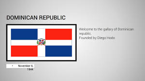 Dominican Republic Flag Meaning Dominican R