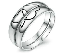 cheap his and hers wedding rings black engraved heart 2 heart cheap s wedding bands his and