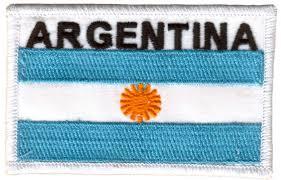 large size detailed argentina map and flag u2013 travel around
