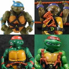teenage mutant ninja turtles toys worth