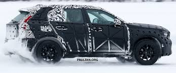 spyshots volvo xc40 in new much clearer images image 633695