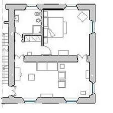surface d une chambre les chambres la villa tiboldi suites suites junior et