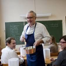 alain ducasse cours de cuisine le grand chef alain ducasse ouvre une école de cuisine à