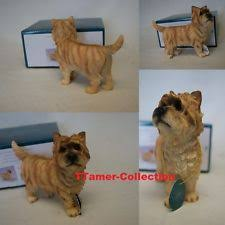 ornaments figurines cairn terrier collectables ebay