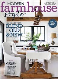 modern farmhouse style magazine digital discountmags com