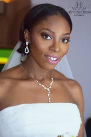 black bridal makeup mugeek vidalondon