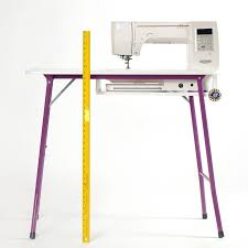 portable sewing machine table sewezi portable sewing table just patchwork