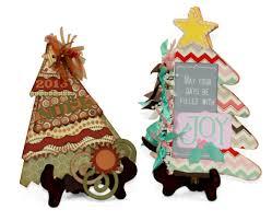 christmas tree mini albums pazzles craft room