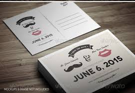 postcard save the dates 15 gorgeous save the date templates design shack