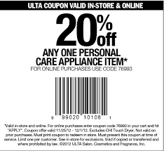 ugg australia discount code november 2015 the do it yourself deal alert ulta coupon