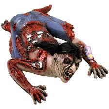 crawling zombie spirit halloween halloween haunters reapers