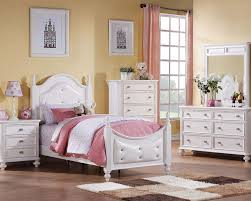 kids bedroom sets youth bedrooms girl s bed athena by acme furniture ac30200set