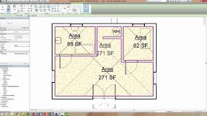 beginner tutorial 7 autodesk revit 2016 area plans and basic