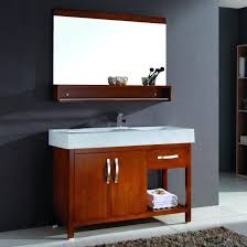 55 inch bathroom vanity chilled gray inch vanity combo with white