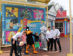 Six Flags New Jersey Tickets Great Adventure How An Amusement Park Goes Orthodox For Passover