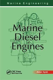 marine engineering books marine engineering marine diesel engines crc press book