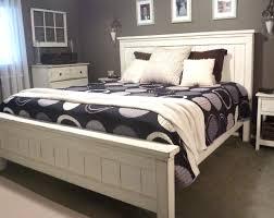 King Size Pine Bed Frame King Size White Headboard 53 Breathtaking Decor Plus Upholstered