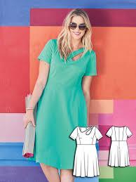 aquamarine 10 new plus size sewing patterns u2013 sewing blog
