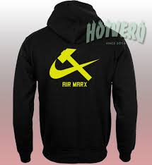 cheap air karl marx urban streetwear hoodie by hotvero karl marx