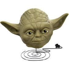 Star Wars Yoda Eva Lamp Walmart