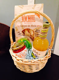 mexican gift basket mexican themed gift basket includes chips and salsa salt and