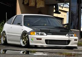 slammed honda crx photo collection honda crx jdm wallpaper