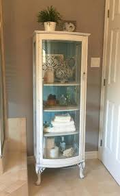 Wall Curio Cabinet With Glass Doors Display Cabinets Dining Room Furniture Tasteoftulum Me