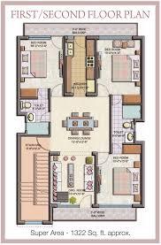 small floor plan tuscan residency tdi city sector 111 112 mohali