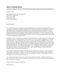 professional cover letter sample for job professional cover letter
