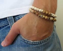 bracelet man images Man bracelet set man beaded bracelet man jewelry man jpg