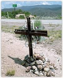 memorial crosses for roadside pin by yates on roadside memories
