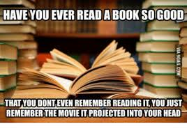 Book Of Memes - have you ever read a book so good that you dont even remember