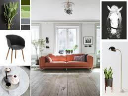 mood board how to use small space design modern home decor
