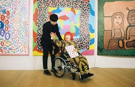 yayoi kusama queen of polka dots opens museum in tokyo the new