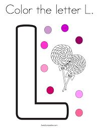 letter i coloring pages letter l coloring pages twisty noodle