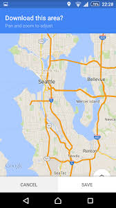 How To Save Route On Google Maps by How To Save Offline Maps On Google Maps U2013 F R E E D O M