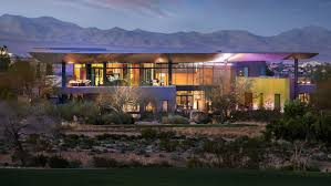 Jeff Bridges Home by Look Inside This Recently Listed Modern Las Vegas Mansion Today Com