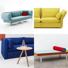 milan design week 2014 six colorful sofas cool hunting