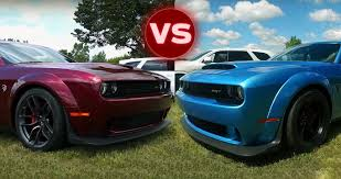 hellcat challenger 2017 engine 2018 dodge demon vs hellcat challenger major differences