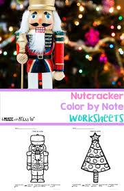 38 best color by note worksheets images on pinterest music