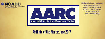 of the month affiliate of the month ncadd roll