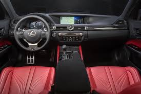 2016 lexus rc f review 2016 lexus gs f first test review motor trend