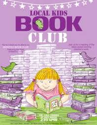 doodle style children u0027s book club poster there is an assortment