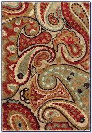 Paisley Area Rugs Brown Paisley Area Rugs Page Home Design Ideas