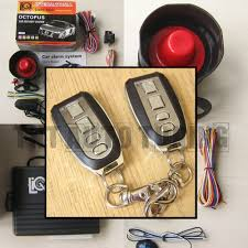 alarm security kit anti theft system mercedes w123 w202 w203 w210