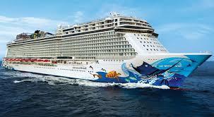 Norwegian escape itinerary schedule current position cruisemapper