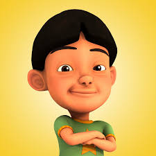 Upin Ipin Upin Ipin Disney Channel Indonesia
